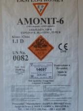 Amonit-6 nova vreca